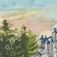 DÉTAILS 01 | Château imaginaire - Saint-Martin-des-Noyers - Vendée - France (Henriette Quillier)