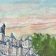 DÉTAILS 02 | Château imaginaire - Saint-Martin-des-Noyers - Vendée - France (Henriette Quillier)