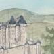 DÉTAILS 05 | Château imaginaire - Angles - Vendée - France (Henriette Quillier)