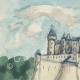 DÉTAILS 01 | Château imaginaire - Château d'Angles-sur-l'Anglin - Vienne - France (Henriette Quillier)