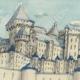 DÉTAILS 02 | Château imaginaire - Château d'Angles-sur-l'Anglin - Vienne - France (Henriette Quillier)