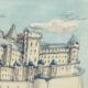DÉTAILS 05 | Château imaginaire - Château d'Angles-sur-l'Anglin - Vienne - France (Henriette Quillier)