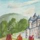 DÉTAILS 01 | Château imaginaire - Château de La Chapelle Bellouin - Vienne - France (Henriette Quillier)