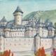 DÉTAILS 02 | Château imaginaire - Château de La Chapelle Bellouin - Vienne - France (Henriette Quillier)