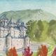 DÉTAILS 05 | Château imaginaire - Château de La Chapelle Bellouin - Vienne - France (Henriette Quillier)