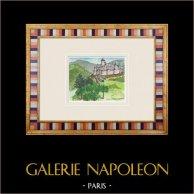 Castillo imaginario - Marmande - Vienne - Francia (Henriette Quillier)