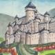 DÉTAILS 02   Château imaginaire - Château de Marmande - Vienne - France (Henriette Quillier)