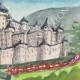 DÉTAILS 05   Château imaginaire - Château de Marmande - Vienne - France (Henriette Quillier)