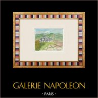 Castelo imaginário - Beuxes - Vienne - França (Henriette Quillier)