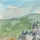 DETAILS 01 | Imaginary Castle - Beuxes - Vienne - France (Henriette Quillier)
