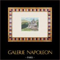 Castelo imaginário - Furigny - Vienne - França (Henriette Quillier)