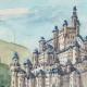 DÉTAILS 02   Château imaginaire - Château de Furigny - Vienne - France (Henriette Quillier)