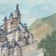 DÉTAILS 05   Château imaginaire - Château de Furigny - Vienne - France (Henriette Quillier)
