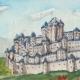 DETAILS 02 | Imaginary Castle - Civray - Vienne - France (Henriette Quillier)