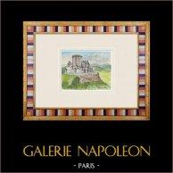 Castillo imaginario - Moncontour - Vienne - Francia (Henriette Quillier)