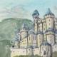 DETAILS 01 | Imaginary Castle - Mirebeau - Vienne - France (Henriette Quillier)
