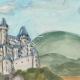 DETAILS 02 | Imaginary Castle - Mirebeau - Vienne - France (Henriette Quillier)