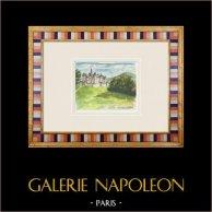 Imaginary Castle - La Roche du Maine - Vienne - France (Henriette Quillier)