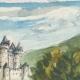 DÉTAILS 02 | Château imaginaire - Chateau de La Roche du Maine - Vienne - France (Henriette Quillier)