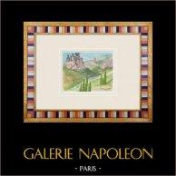 Imaginary Castle - Rouhet - Vienne - France (Henriette Quillier)