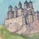 DÉTAILS 01   Château imaginaire - Château de Rouhet - Vienne - France (Henriette Quillier)