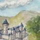 DÉTAILS 02 | Château imaginaire - Château du Fou - Vienne - France (Henriette Quillier)