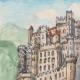 DÉTAILS 01 | Château imaginaire - Château de Clairvaux - Vienne - France (Henriette Quillier)