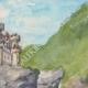 DÉTAILS 02 | Château imaginaire - Château de Clairvaux - Vienne - France (Henriette Quillier)