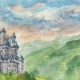 DÉTAILS 02 | Château imaginaire - Château de Brin - Vienne - France (Henriette Quillier)