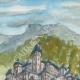 DÉTAILS 02 | Château imaginaire - La Trémoïlle - Vienne - France (Henriette Quillier)