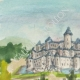 DÉTAILS 01 | Château imaginaire - Château de Doué-la-Fontaine - Maine-et-Loire - France (Henriette Quillier)