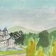 DÉTAILS 02 | Château imaginaire - Château de Doué-la-Fontaine - Maine-et-Loire - France (Henriette Quillier)