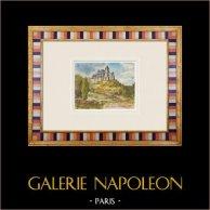 Imaginary Castle - Saint-Chartres - Vienne - France (Henriette Quillier)