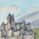 DETAILS 02 | Imaginary Castle - Targé - Vienne - France (Henriette Quillier)