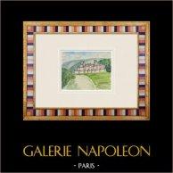 Imaginary Castle - Gençay - Vienne - France (Henriette Quillier)