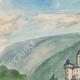 DÉTAILS 01 | Château imaginaire - Château-fort de Gençay - Vienne - France (Henriette Quillier)