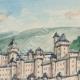DÉTAILS 02 | Château imaginaire - Château-fort de Gençay - Vienne - France (Henriette Quillier)