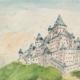 DÉTAILS 02   Château imaginaire - Saint-Martin-l'Ars - Vienne - France (Henriette Quillier)