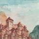DETAILS 05   Imaginary Castle - Rorthey - Vosges - France (Henriette Quillier)