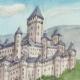 DÉTAILS 02 | Château imaginaire - La Chapelle-sur-Oreuse - Yonne - France (Henriette Quillier)