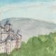DÉTAILS 05 | Château imaginaire - La Chapelle-sur-Oreuse - Yonne - France (Henriette Quillier)