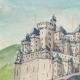 DÉTAILS 01 | Château imaginaire - Lézinnes - Yonne - France (Henriette Quillier)