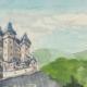 DÉTAILS 02 | Château imaginaire - Lézinnes - Yonne - France (Henriette Quillier)