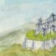 DETAILS 01 | Imaginary Castle - Mailly-le-Château - Yonne - France (Henriette Quillier)