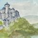DETAILS 02 | Imaginary Castle - Mailly-le-Château - Yonne - France (Henriette Quillier)
