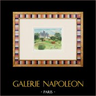 Castillo imaginario - Pimelles - Yonne - Francia (Henriette Quillier)