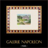 Imaginary Castle - Seignelay - Yonne - France (Henriette Quillier)