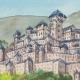 DÉTAILS 02   Château imaginaire - Seignelay - Yonne - France (Henriette Quillier)