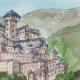 DÉTAILS 05   Château imaginaire - Seignelay - Yonne - France (Henriette Quillier)