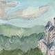 DETAILS 01 | Imaginary Castle - Vauguillain - Yonne - France (Henriette Quillier)
